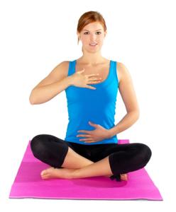2. Richtige Atmung (Pranayama)